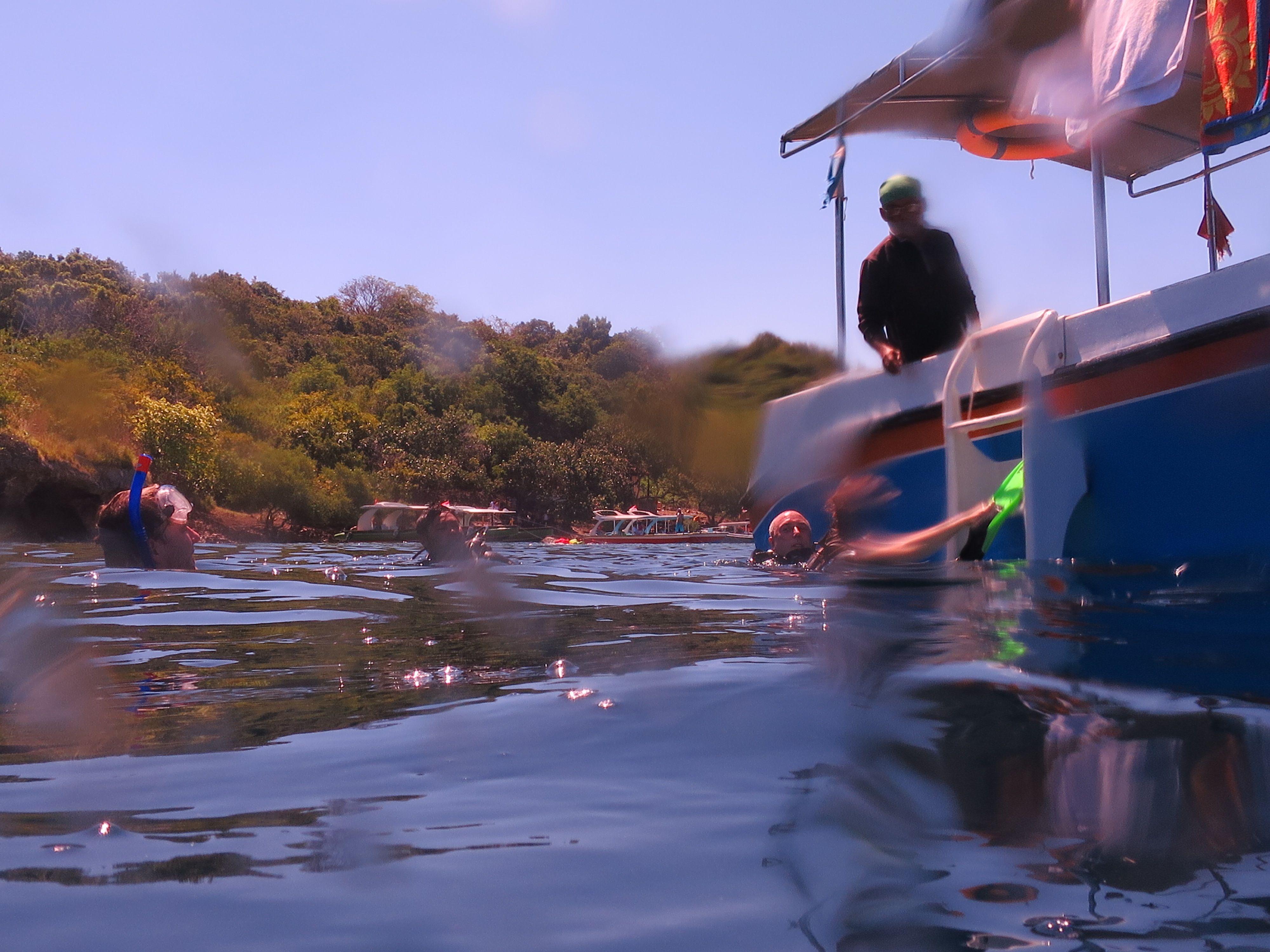 Menjangan Island July 2016
