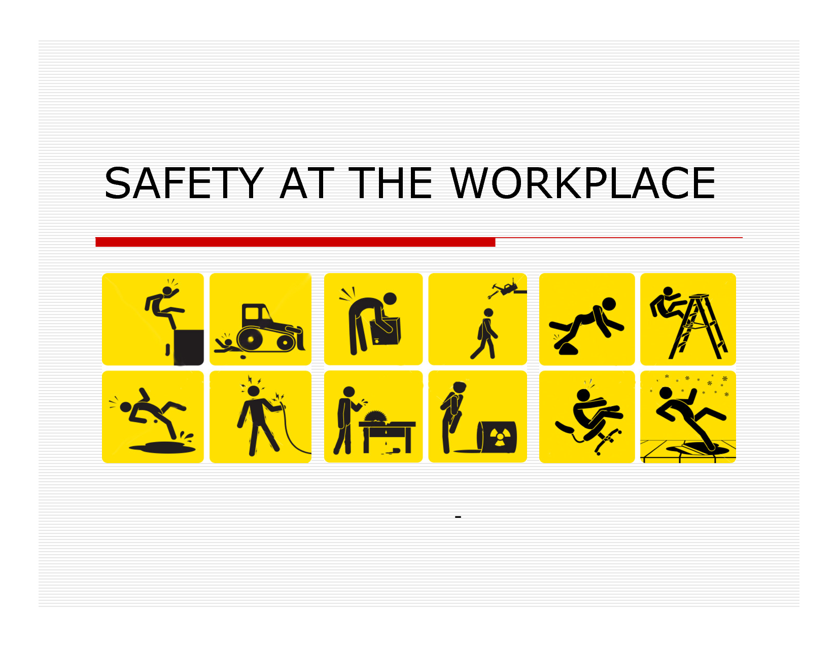 safety in the workplace In this manner workplace safety can be increased 13 emotional stories work better 16 inspection of the workplace environment: the primary step for the ways to increase work safety is by inspecting all the equipment and tools in the workplace to make sure they are easily preserved and safe to apply.