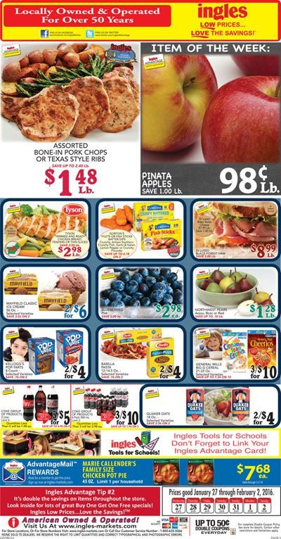 Pin by Amira Abdulkader on Flyers | Ads, Weekly ads, Coupons