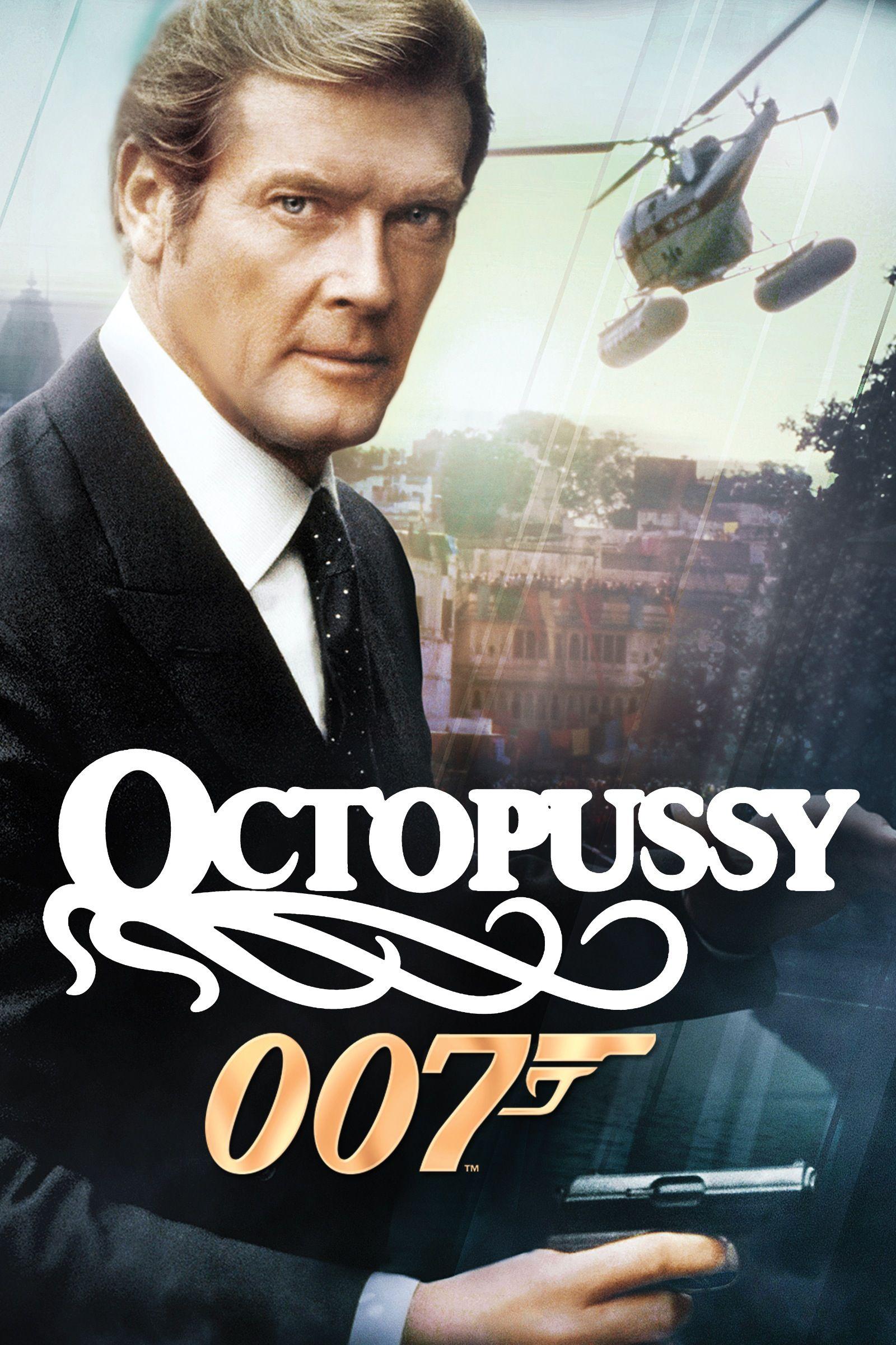 Octopussy Https Itunes Apple Com Us Movie Octopussy Id561577625 James Bond Movie Posters James Bond Movies James Bond