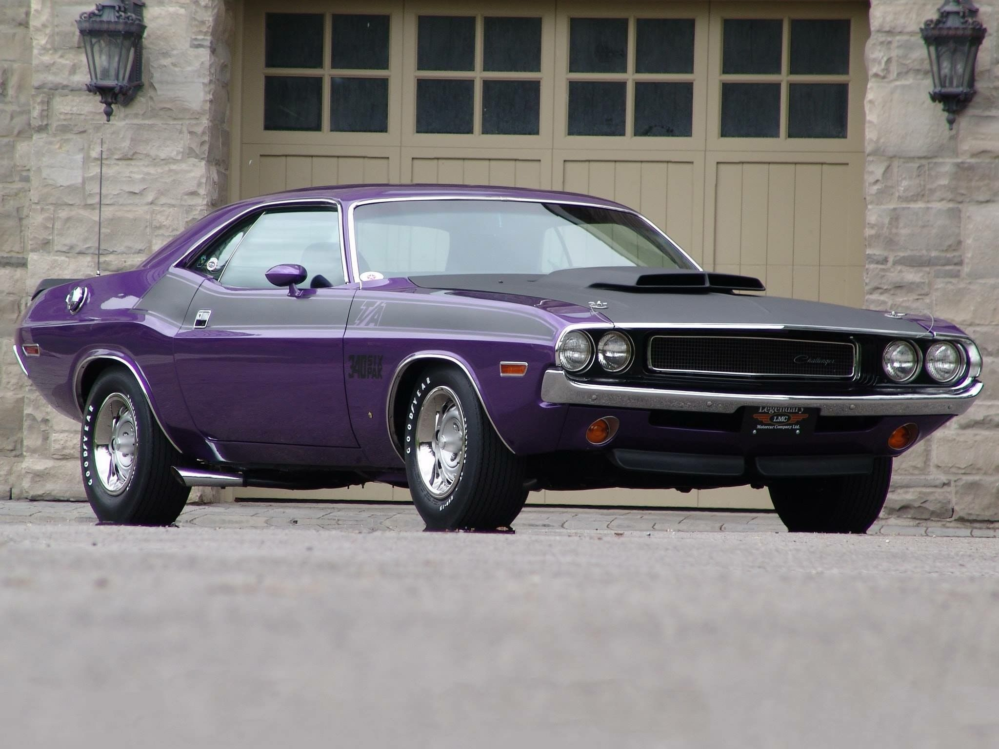 70 Dodge Challenger T A Absolutely Love This Car American