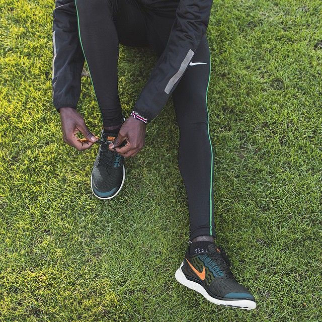 No one runs like you.  Design a shoe fit for your unique stride. Start customizing the all-new #nikefree iD in our bio.