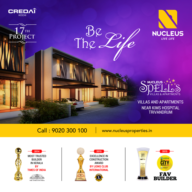 Live The Luxury Life At Nucleus Spells Near Kims Hospital