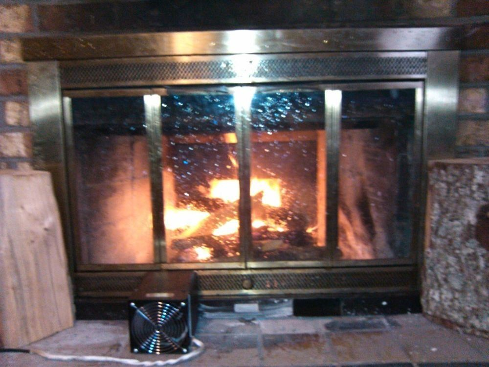 2Q+FIREPLACE+GRATE+HEATER+FURNACE+BLOWER+TUBE+HEAT+EXCHANGER+HEATILATOR+WOOD
