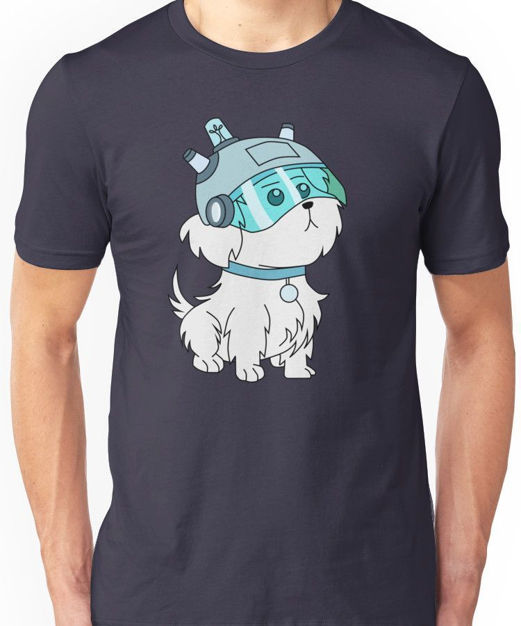 Snuffles/Snowball (Rick and Morty) Unisex T-Shirt. '