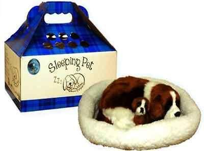 Sleeping Pet Breathing Dog Cat Puppy Soft Animated Snoring Kids