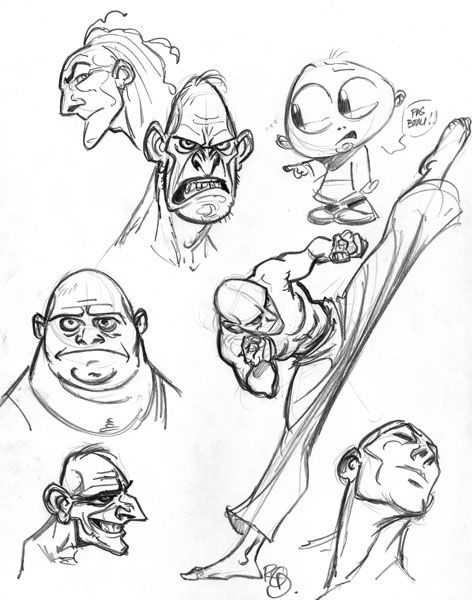 Pin de Samrat Chakraborty en Lively Character Designs | Pinterest ...