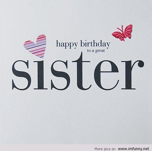 zussen | ♡ leuke/mooie teksten ♡ - verjaardag zus