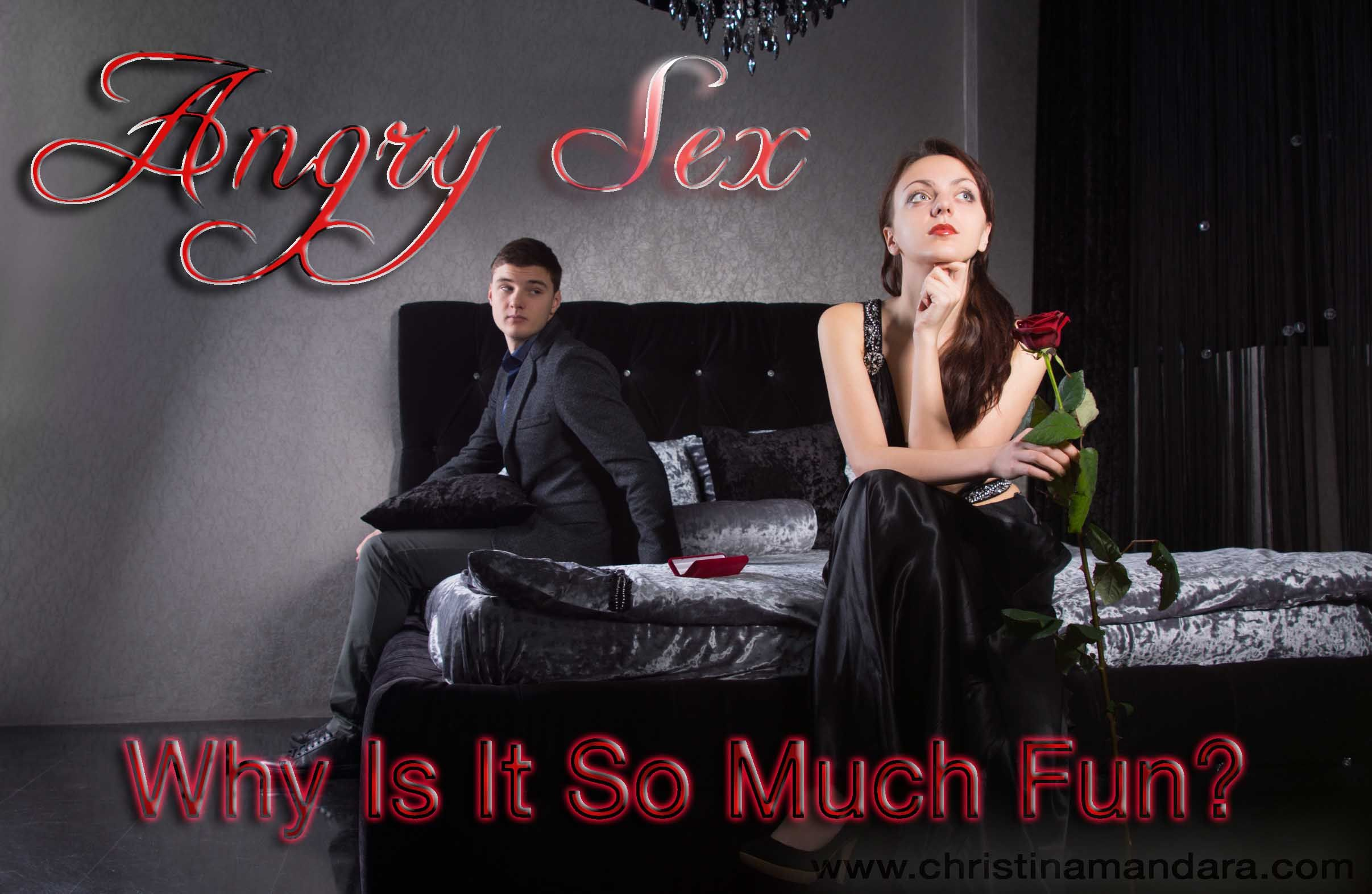 Why is sex so fun