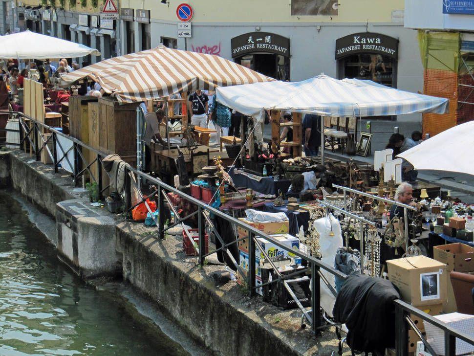 Best Time For Flea Markets In Italy 2020 Best Season Map