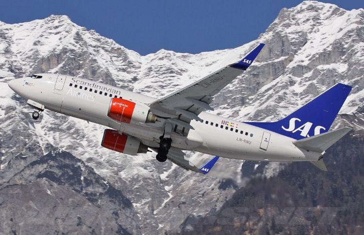 Sas 737 Aviones Aviones Comerciales Airlines