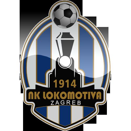 Nk Lokomotiva Zagreb Hd Logo Serbia Croacia Escudos De Futebol Futebol Soccer