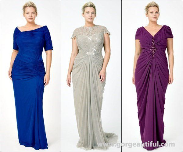 Tadashi Shoji Plus Size Dresses