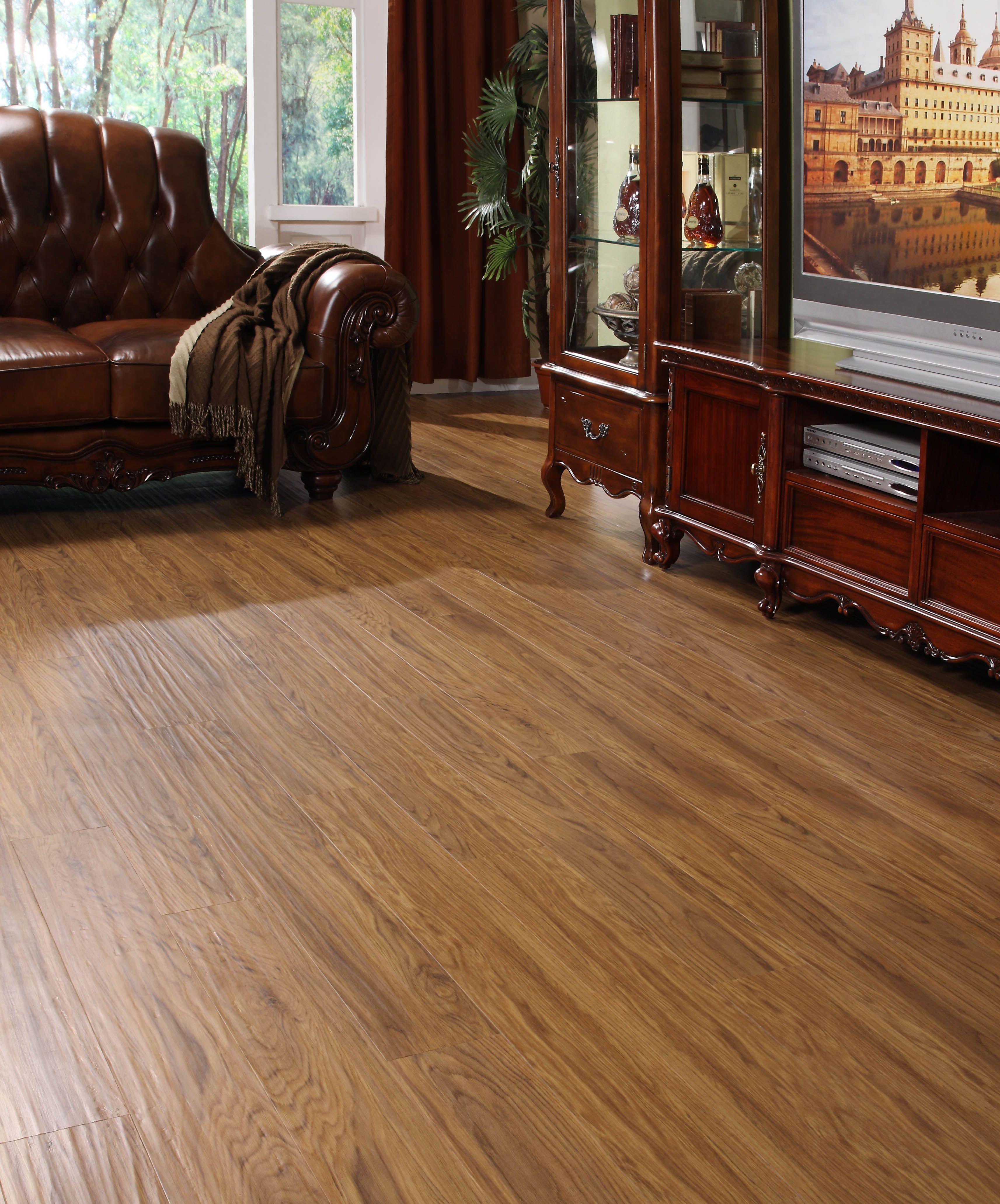 Gunstock Oak FreeFit Classic Luxury Vinyl Flooring A