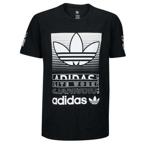 Accidentalmente Pebish acero  adidas Originals Graphic T-Shirt - Men's | Ropa adidas hombre, Camisas  estampadas, Camisetas estampadas
