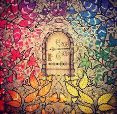 Artist Edition Jardim Secreto Johanna Basford Mijn Geheime Johanna Basford Secret Garden Basford Secret Garden Secret Garden Coloring Book
