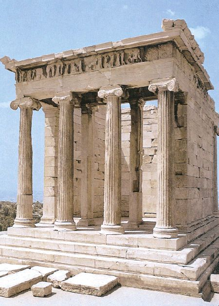 Pin En Arquitectura Griega