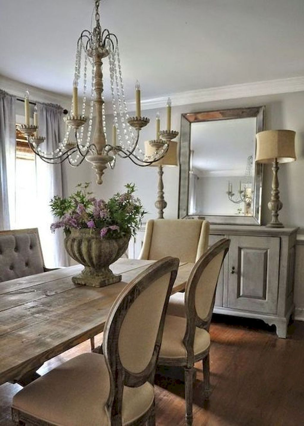 Beautiful French Country Dining Room Ideas 5 Country Dining