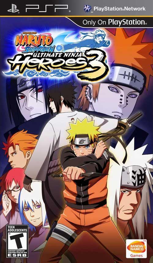 Naruto Shippuden: Ultimate Ninja Storm 3 Costumes | All Wallpapers