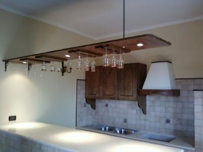 FAI DA TE HOBBY LEGNO: Cucina in muratura | Progetti - legno ...