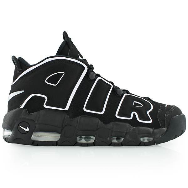 8c927e7e7c7 nike AIR MORE UPTEMPO BLACK WHITE-BLACK