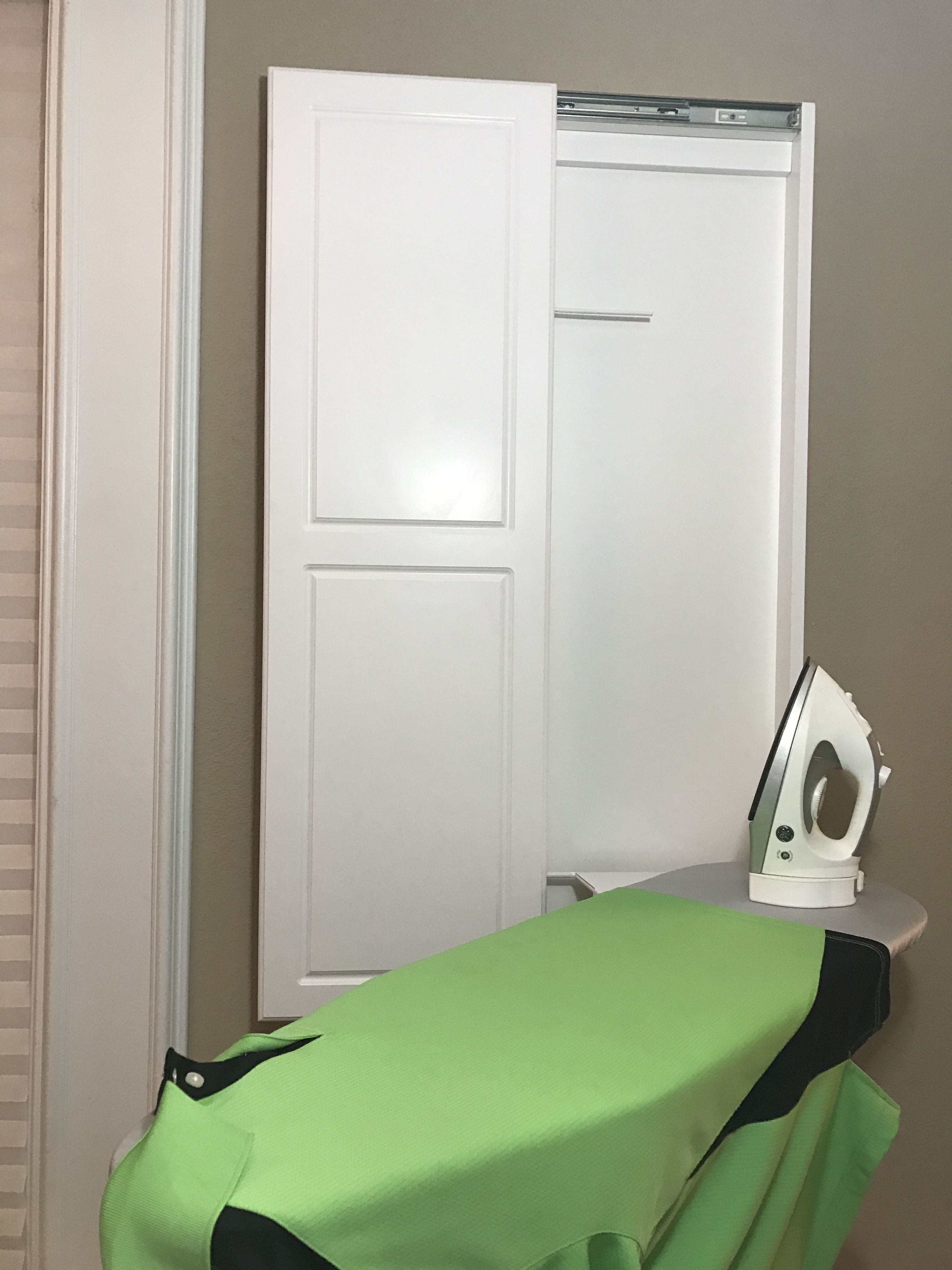 Wall Mounted Ironing Board Slideaway Ironing Boards Wall