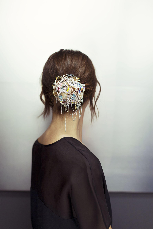 Hair Jewellery, Posh Knot. Hair jewelry, Hair