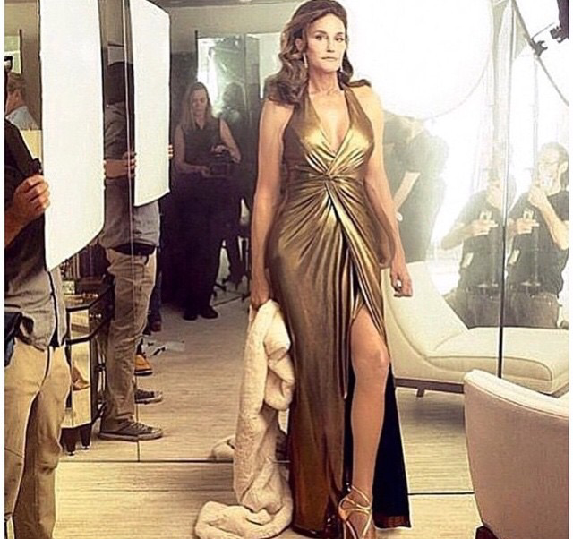 Bruce Jenner Reveals Herself As Caitlyn Jenner! – See More Photos Inside – The Shade Room