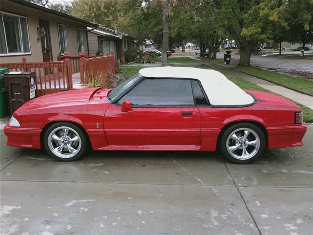 1990 ford mustang gt convertible 5 0 this is what i have currently but i have the original. Black Bedroom Furniture Sets. Home Design Ideas