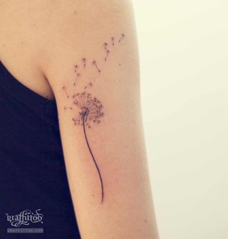 Image Result For Dandelion Seed Tattoo Dandelion Tattoo Tattoos Trendy Tattoos