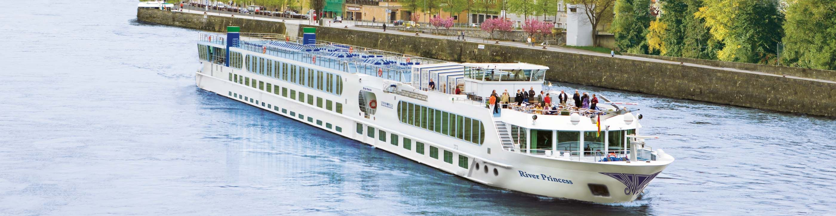 Uniworld Adds Three New Istanbul River Cruises For Cruises - River cruise ships europe