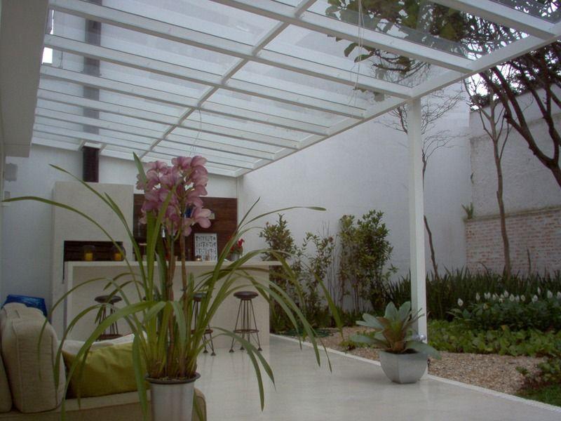 Techos policarbonato vidrio cerramientos aluminio - Techos ligeros para casas ...