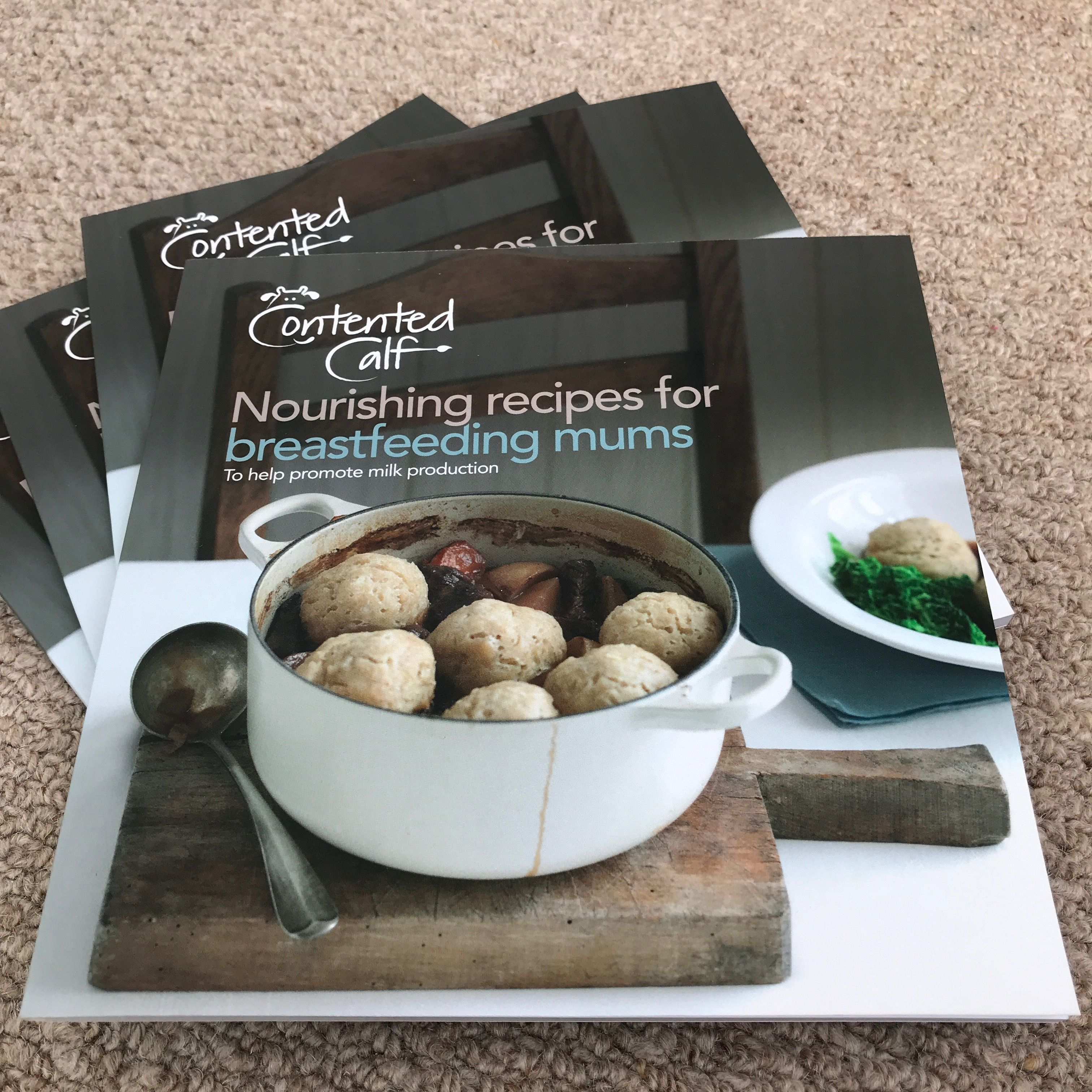 The Contented Calf Cookbook Nourishing Recipes for