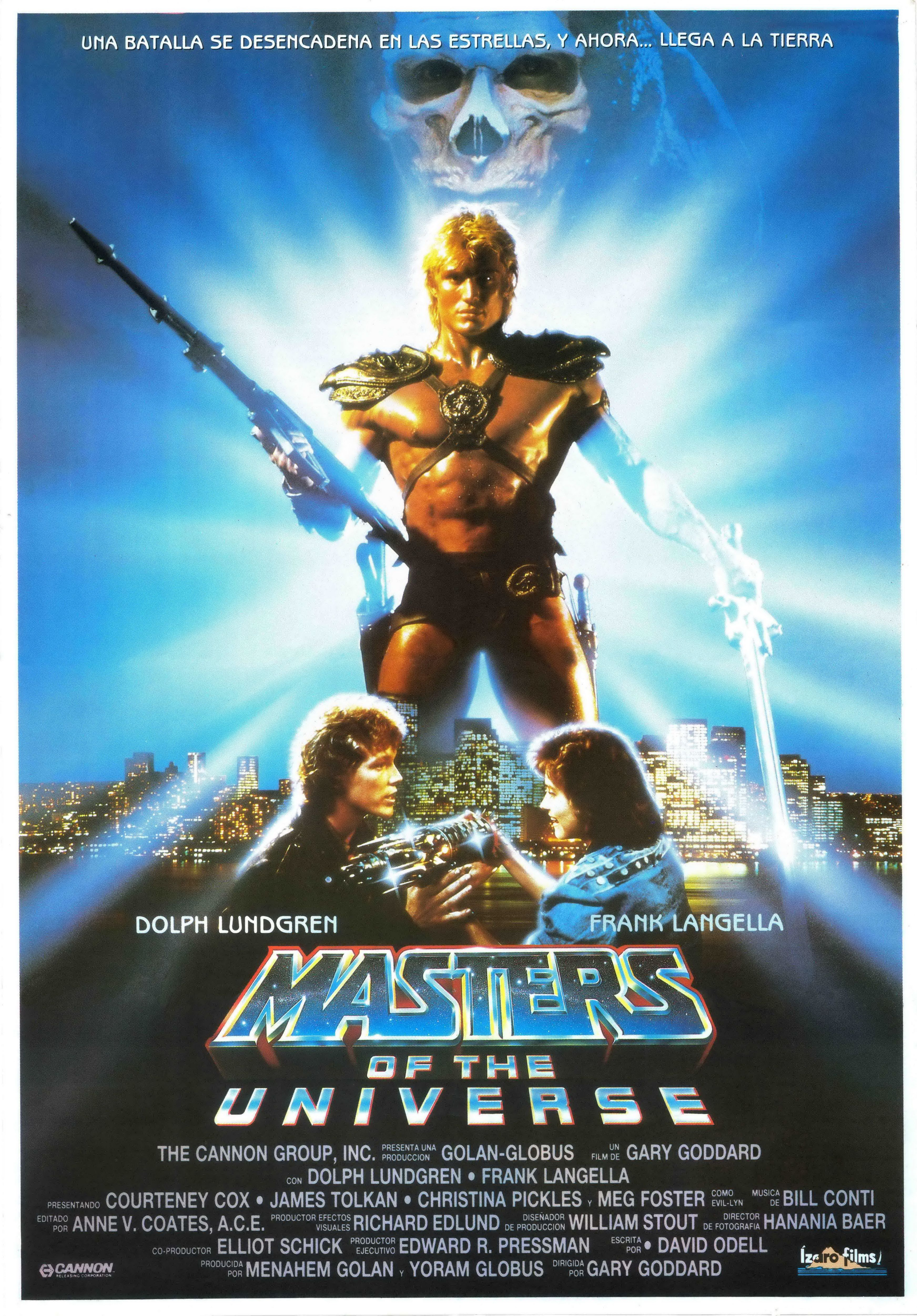 80/'s Vintage Eighties Video Poster HE MAN Poster 18 24 inch X 25 inch