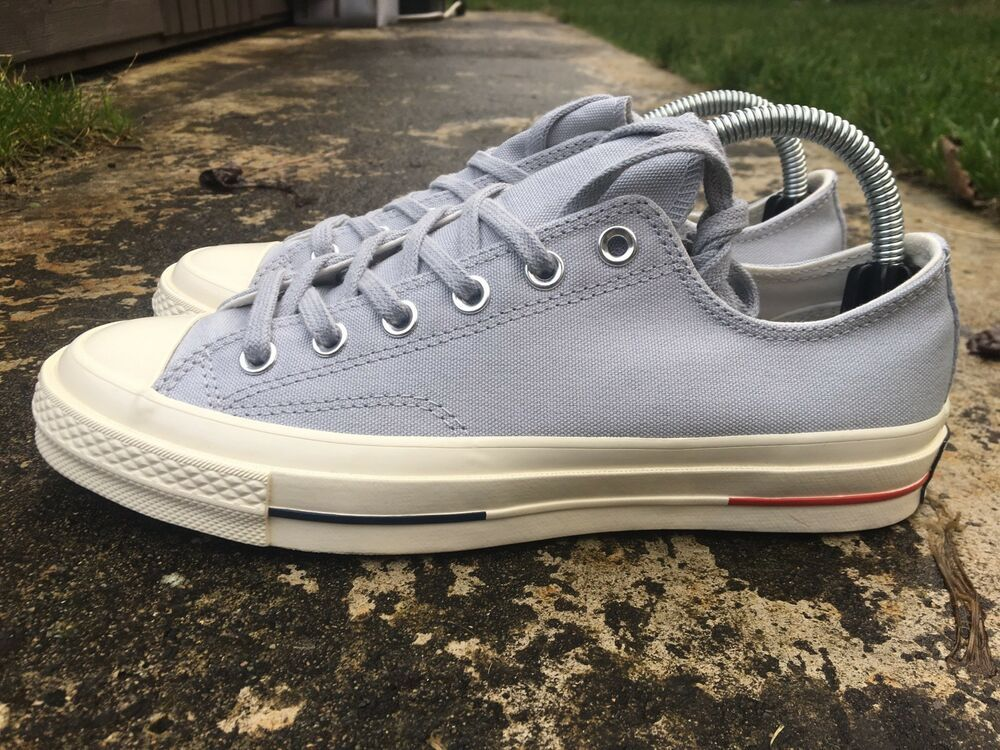 Details about Converse Chuck OX Size 11 UK Trainers Wolf