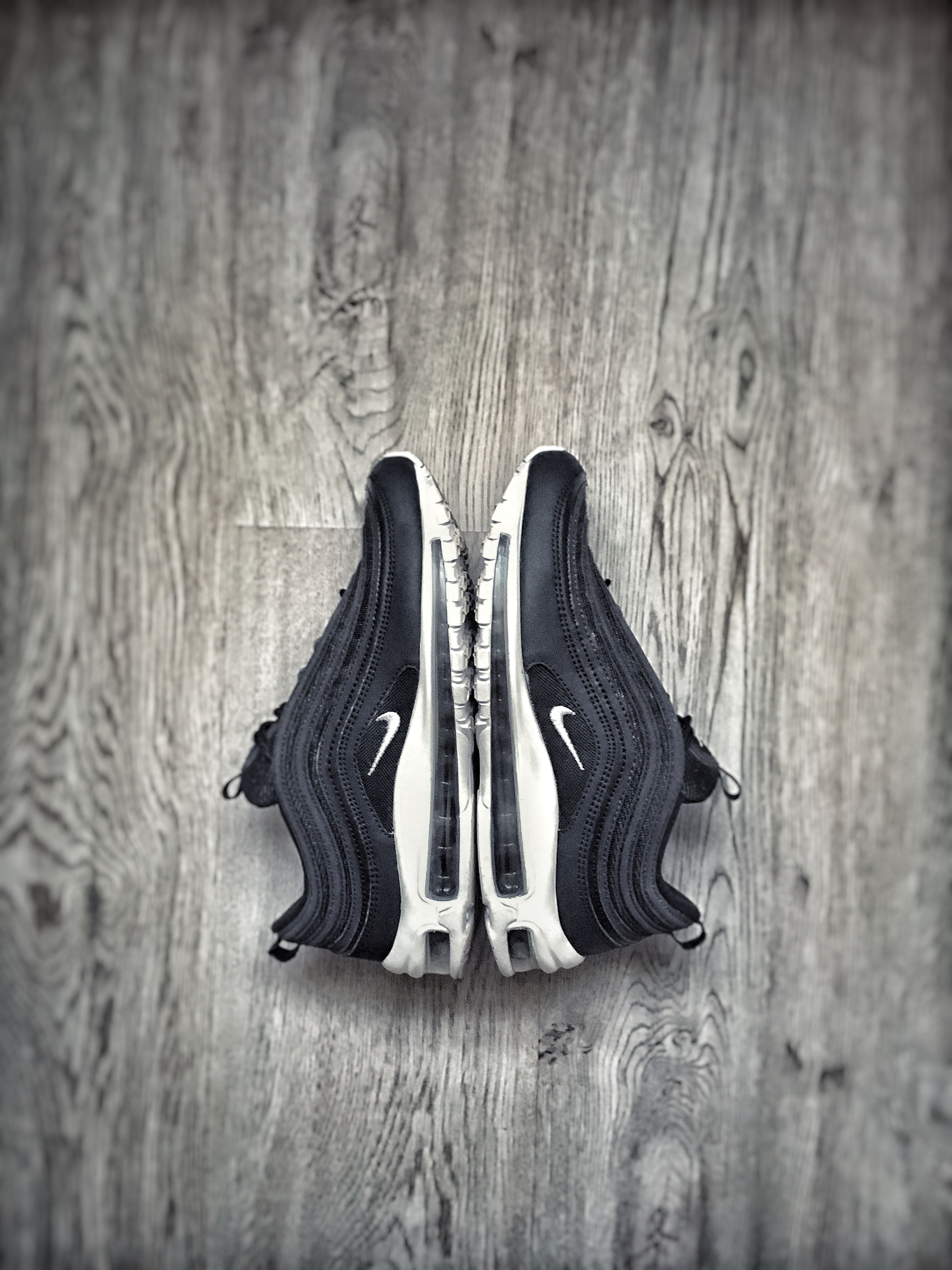 Sort Nike Wmns Air Max 97 W sko 921733 017