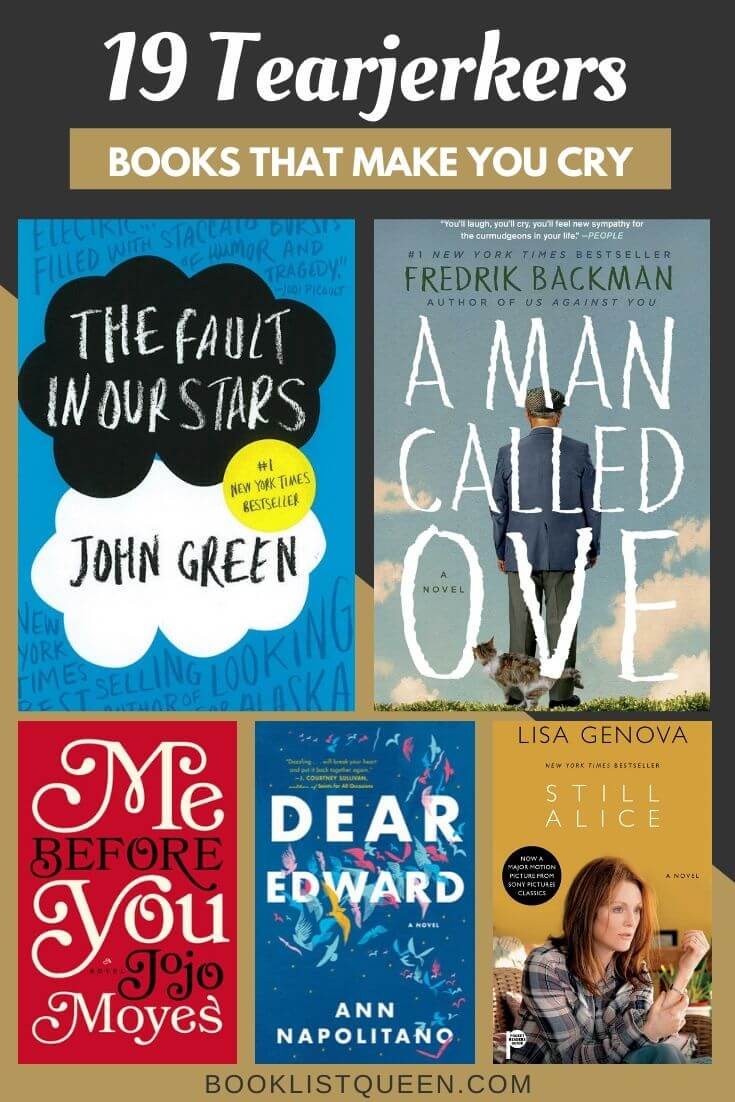 Why Read Books That Make You Cry If You Want To Be Truly Invested In A Book You Want To Hit The Emotions Hard Try Thes Books Books For Teens Book
