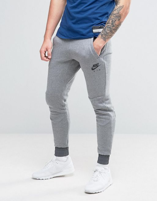 58913879449b Nike Slim Joggers In Grey 805158-091