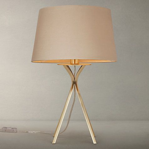 John Lewis Amp Partners Wilfred Tripod Table Lamp I Want