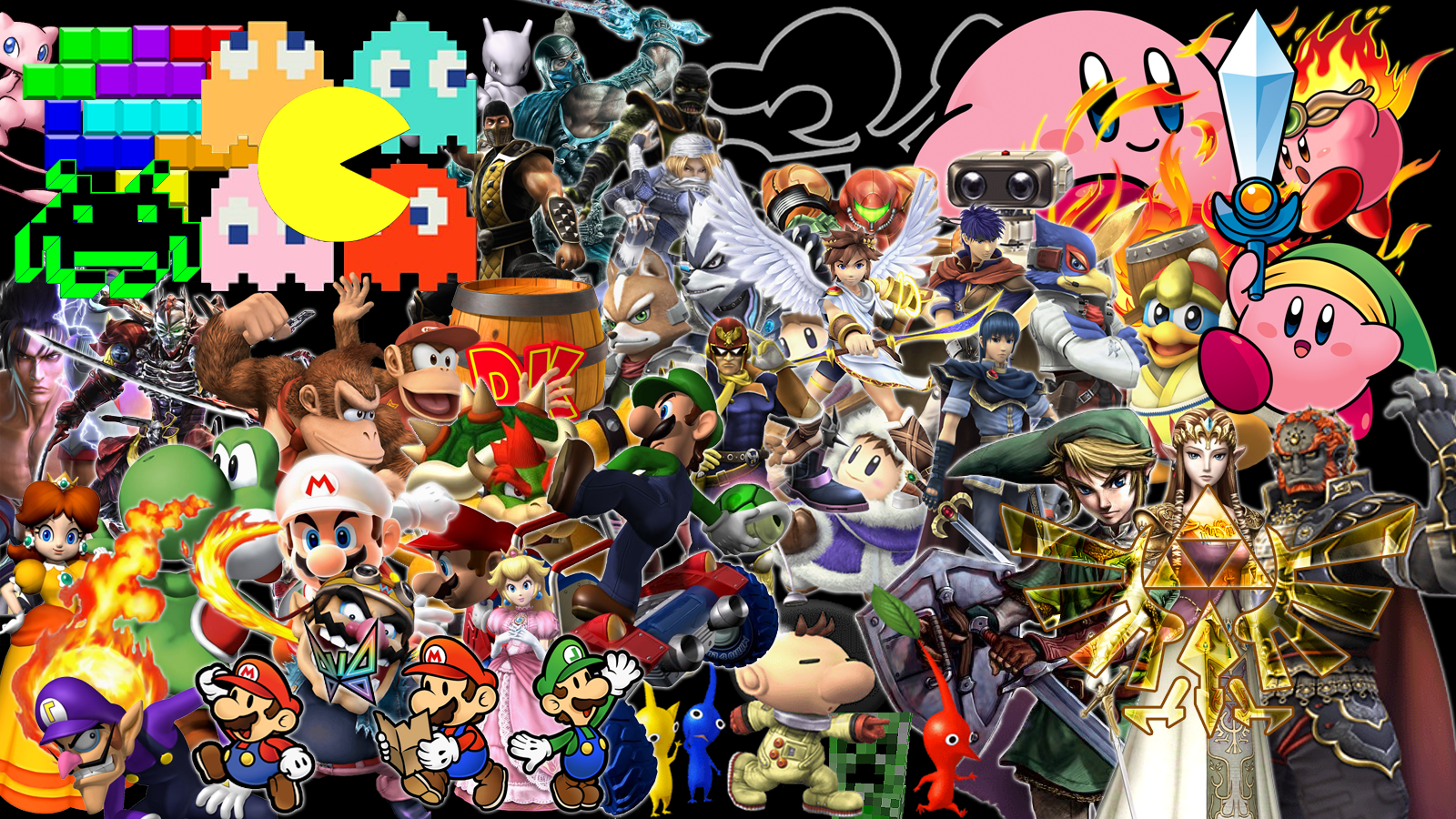 Video Game Characters Wallpaper Hd Background 23 HD Wallpapers