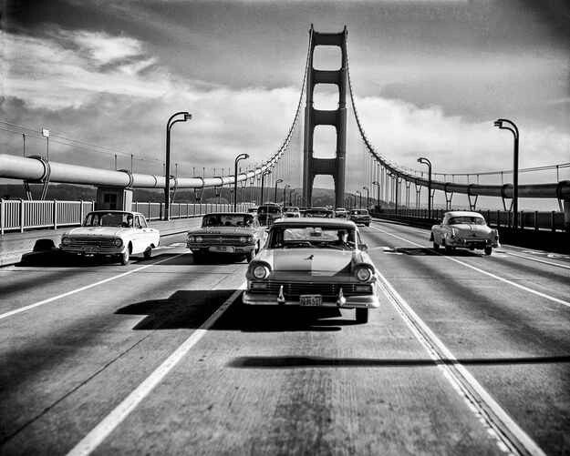 From Fred Lyons San Francisco Portrait Of A City 1940 1960 Rad
