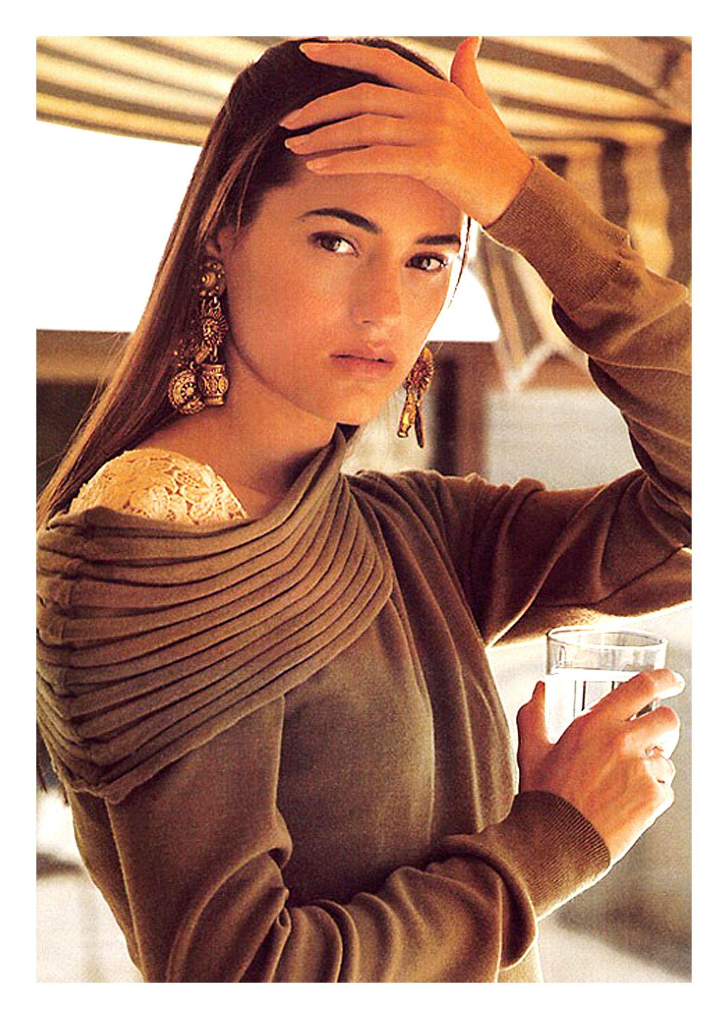 Pin by giovanna cannistraro on Yasmin Yasmin le bon