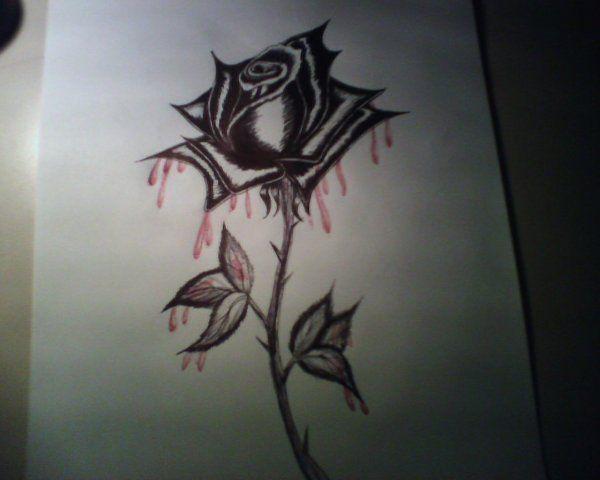 Rosas Negras Para Dibujar Buscar Con Google Rosas Negras Dibujos Rosas