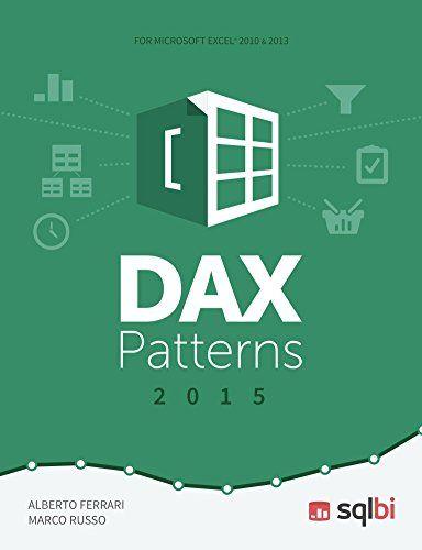 DAX Patterns 2015   Software tools   Database design, Reading online