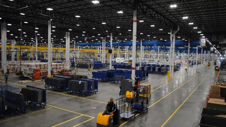 Daikin Industries Ltd Plant In Waller County Unveiled Houston Business Journal Waller Business Expansion Industrial