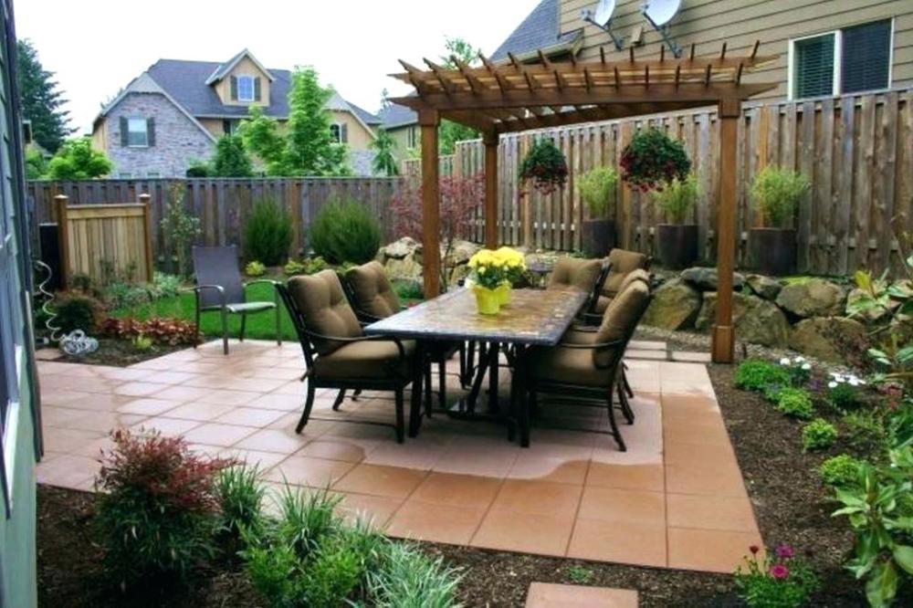 Front Fence Decorations Google Search Small Backyard Design Backyard Ideas For Small Yards Backyard