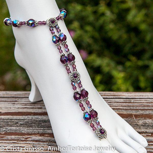 Best 25 Handmade Beaded Jewelry Ideas On Pinterest: Best 25+ Beaded Foot Jewelry Ideas On Pinterest