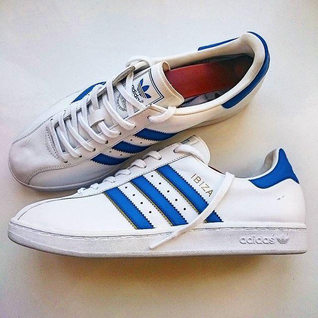 bien conocido muy genial artesanía exquisita Adidas Originals Ibiza (Sample 2006)   Adidas models, Adidas super ...