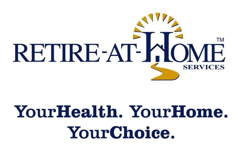 Retire-At-Home Services Logo