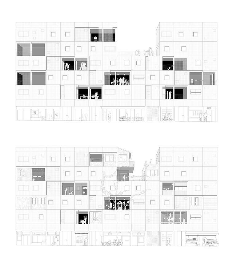 die besten 25 lan architecture ideen auf pinterest lochblech libanon und licht im osten. Black Bedroom Furniture Sets. Home Design Ideas